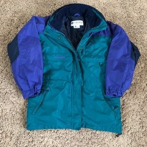 🔥Columbia Jacket (Shell and Interior)🔥